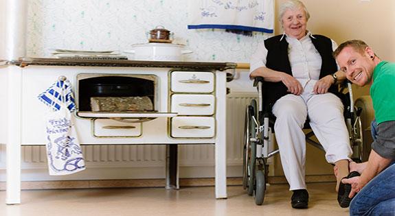 Zuhause Wohnen im Alter