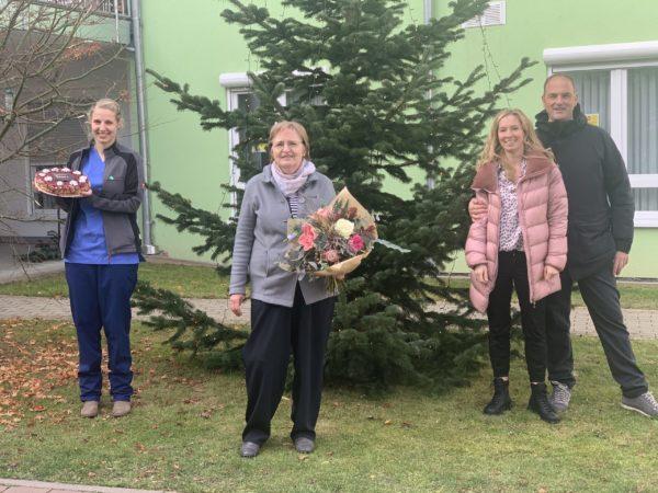Verabschiedung unserer langjährigen Kollegin Frau Angelika Voss